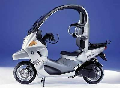 BMW C1-200 technical specifications